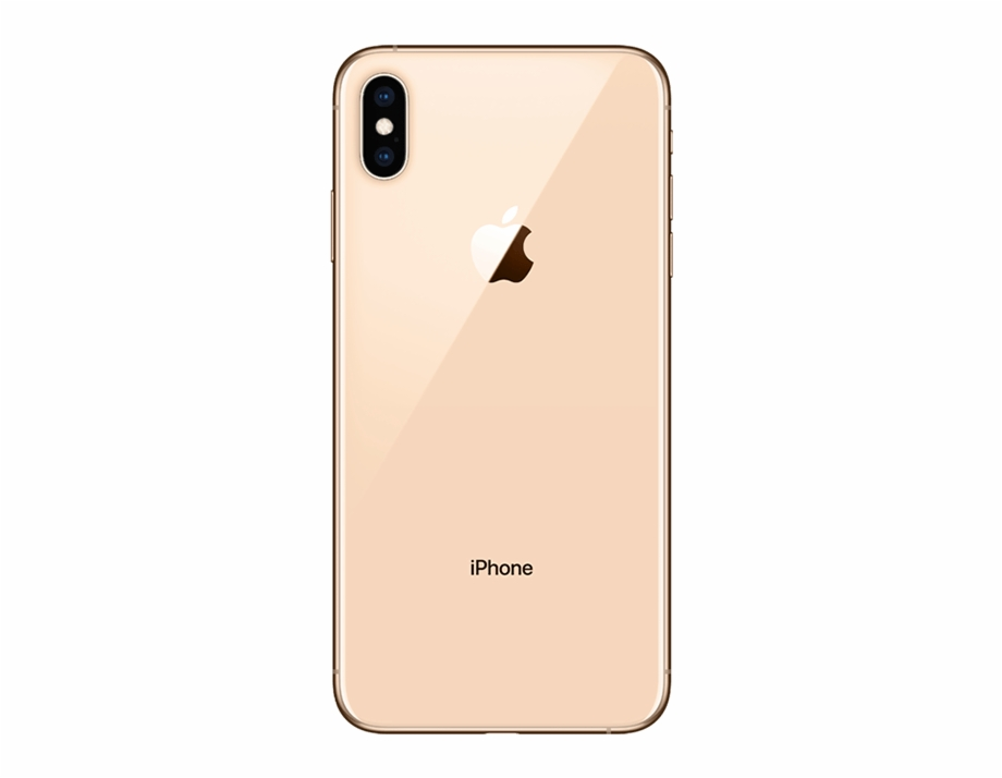 Iphone Xs Back View.