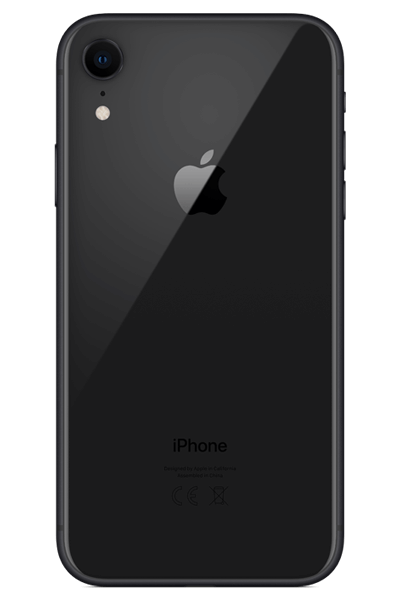 iPhone XR 64GB Black.