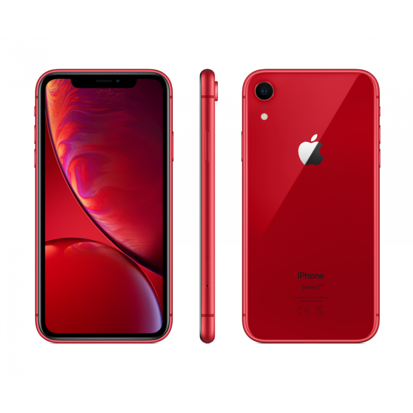 Apple iPhone XR 128GB Product Red.