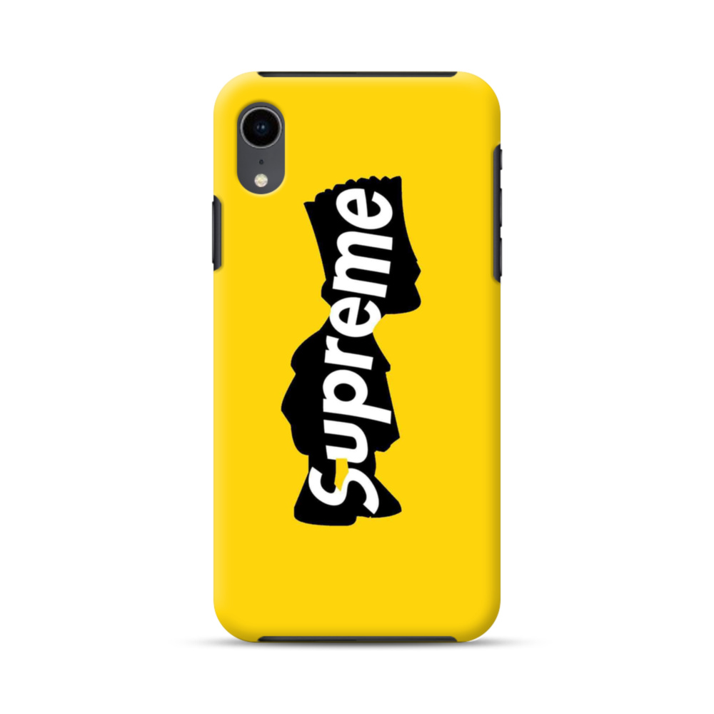 Supreme Clipart iPhone XR Hybrid Case.