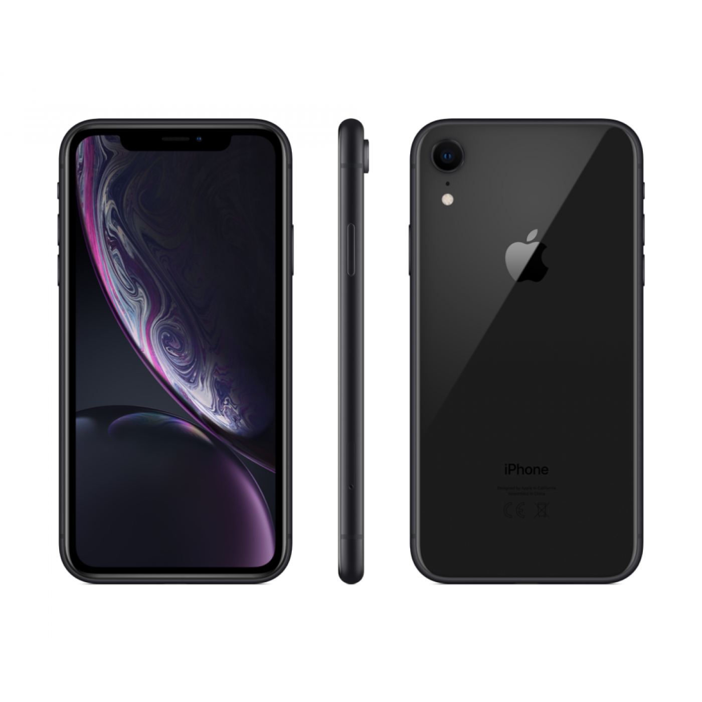Apple iPhone XR 64GB Black.