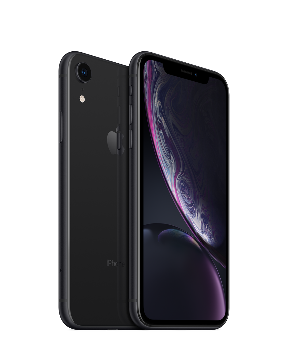 iPhone XR 128GB Black.