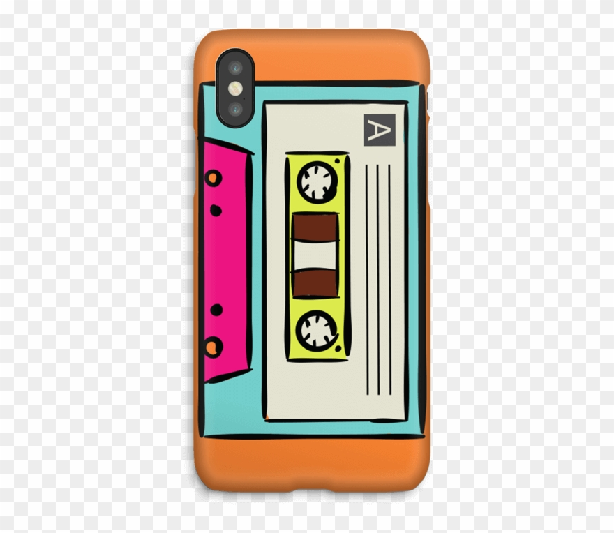 Mixtape Case Iphone X.