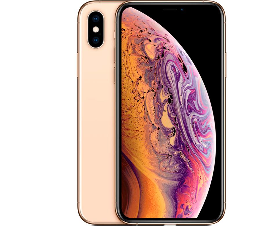 Apple iPhone Xs 256GB Gold (eSIM).
