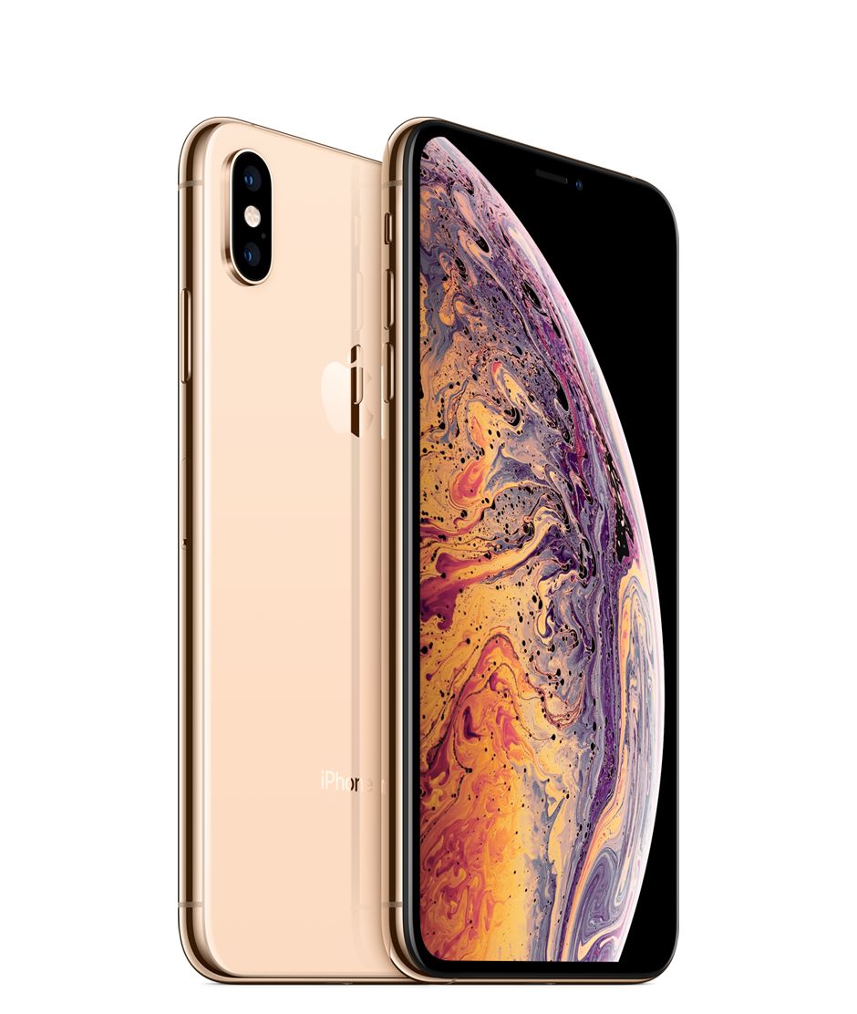 iPhone XS Max 512GB Gold Sprint.