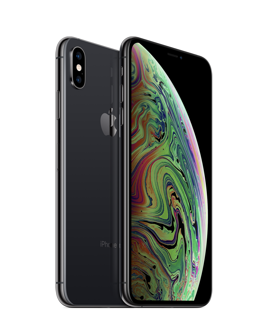 iPhone XS Max 512GB Space Gray.