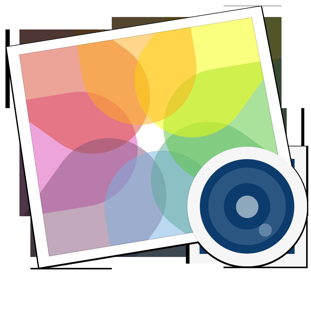 Iphoto icon.