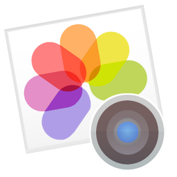 iPhoto icon free download as PNG and ICO formats, VeryIcon.com.