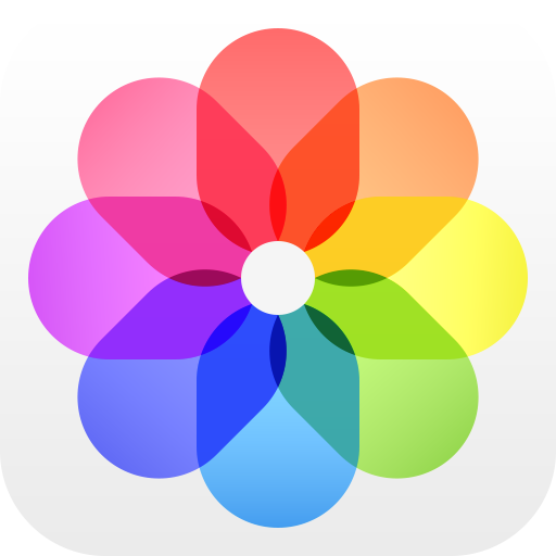 iPhoto icon 512x512px (ico, png, icns).