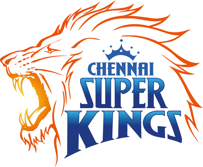 Chennai Super Kings Logo Vector Vector EPS Free Download.