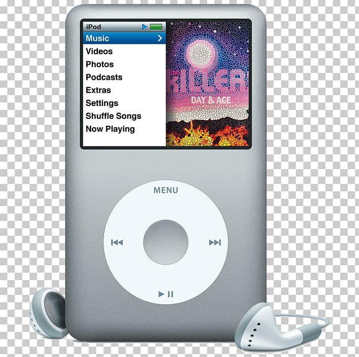 IPod Touch Apple IPod Classic (6th Generation) IPod Nano PNG.