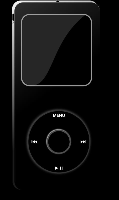 Ipod Clip Art Download.