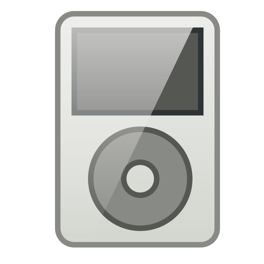 Ipod Clipart.