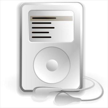 Free ipod Clipart.