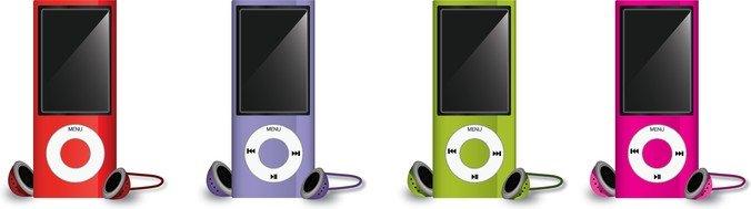 Free Vector Ipod Nano Clipart Picture Free Download.