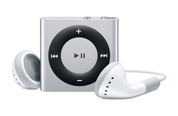Amazon.com: Apple iPod shuffle 2 GB Blue (Discontinued by.