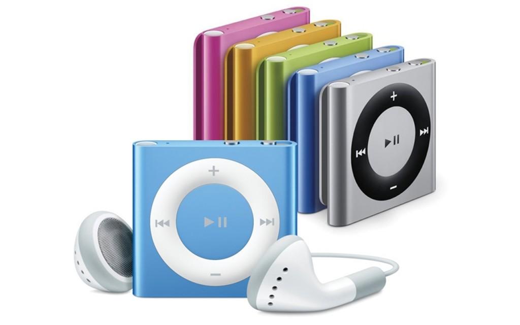 Ipod Shuffle 2GB.