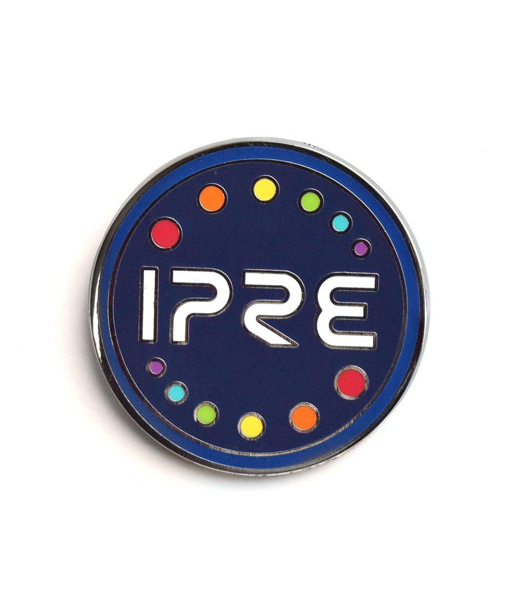 IPRE Enamel Pin.