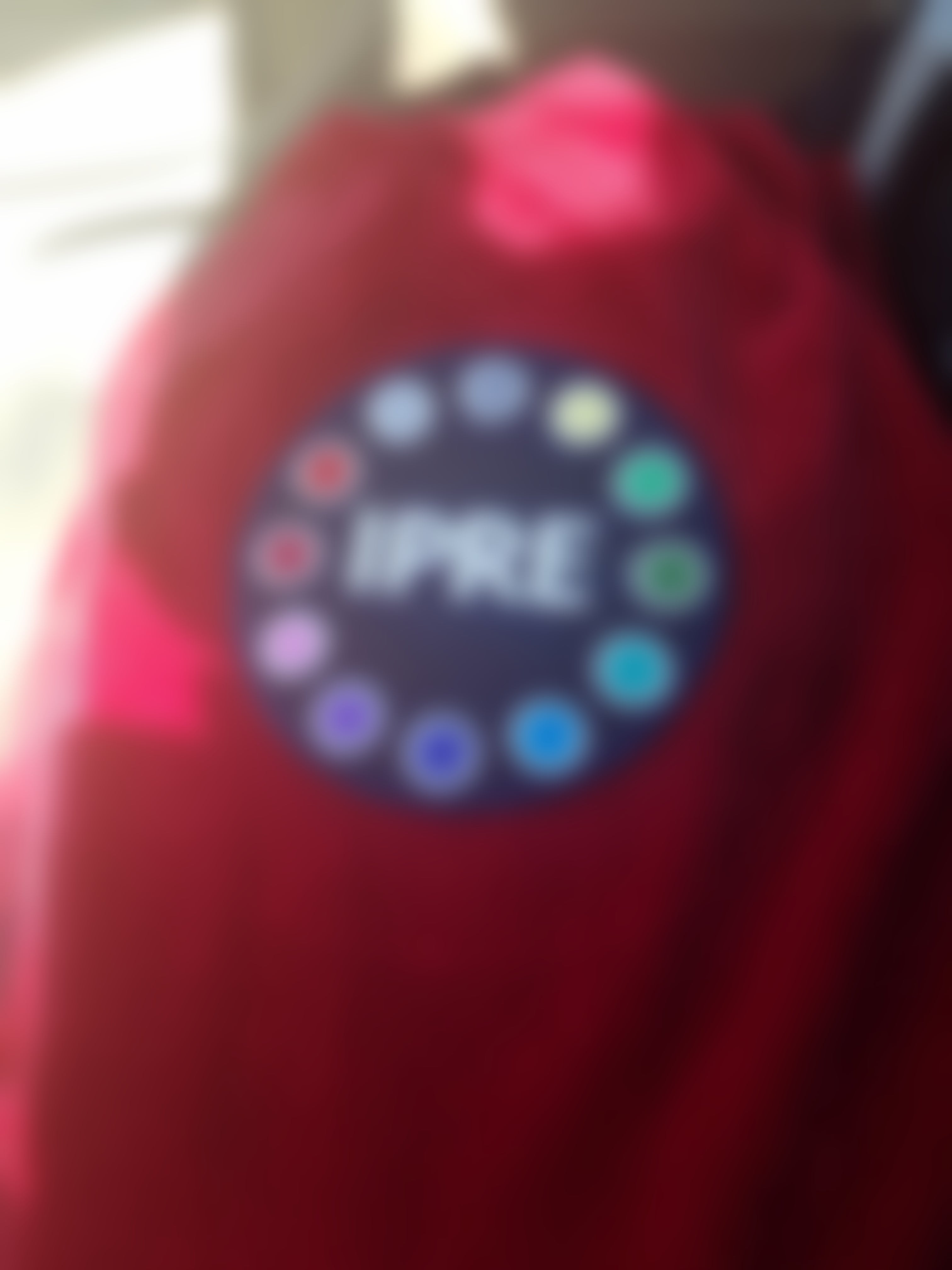 Got an IPRE Badge Made for a Costume : TheAdventureZone.