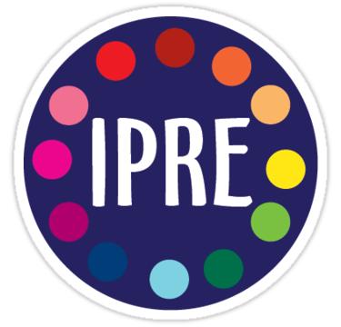 IPRE logo.