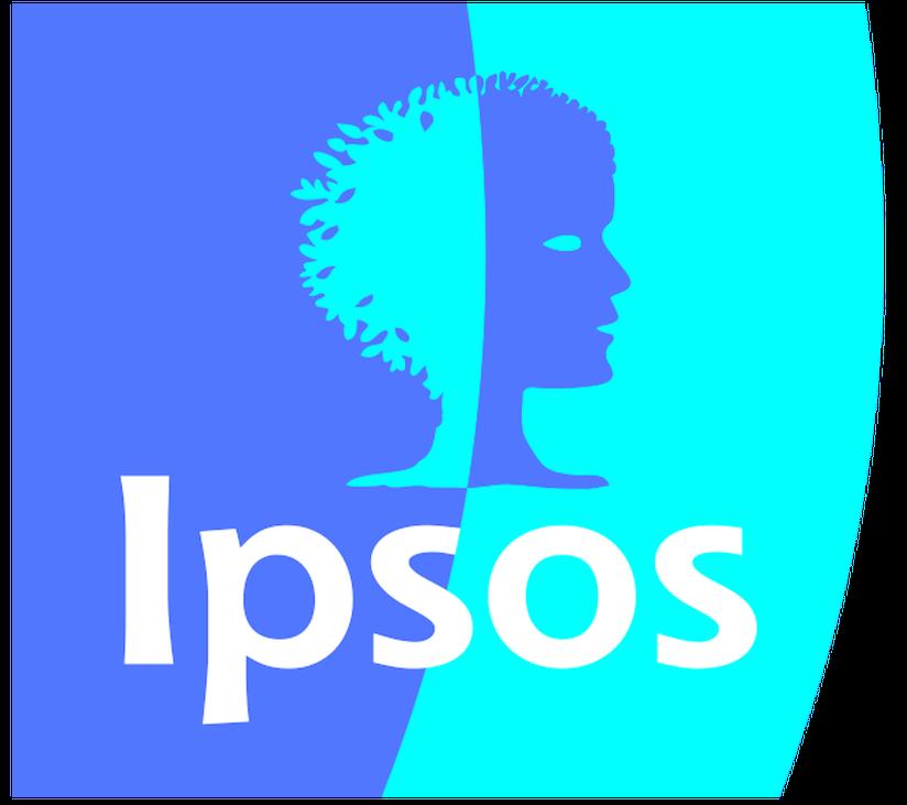 Ipsos logo.