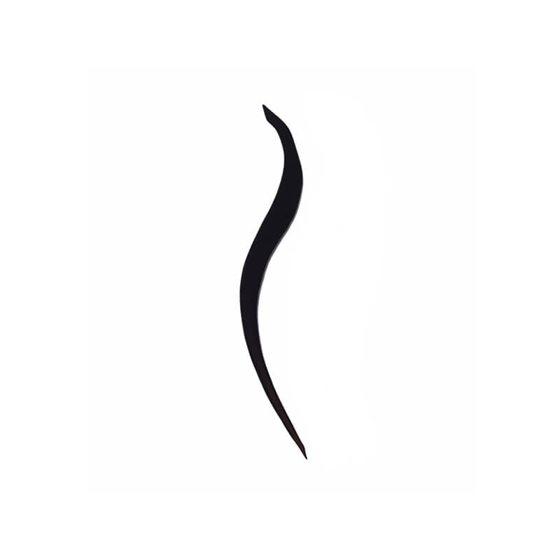 Precision Tip Liner in Black.