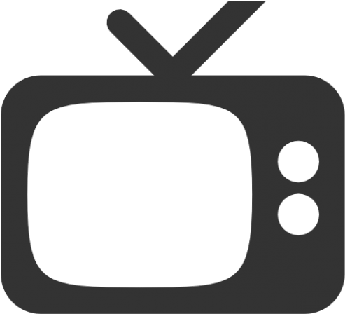 Watch Clipart Cable Tv.