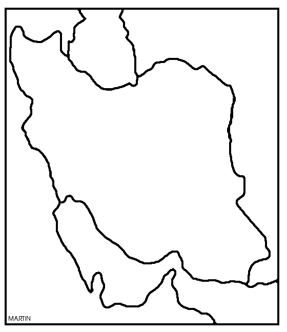 Iranian clip art.