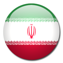 Button Flag Iran Icon, PNG ClipArt Image.