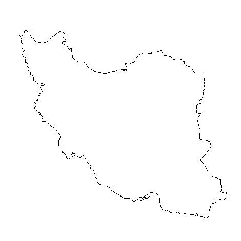Printable iran maps Keep Healthy Eating Simple.