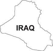 Iraq Clipart Clipground - Iraq map outline