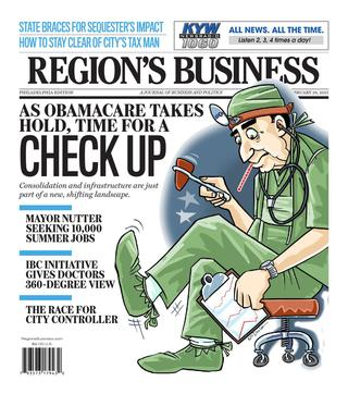 Region\'s Business.