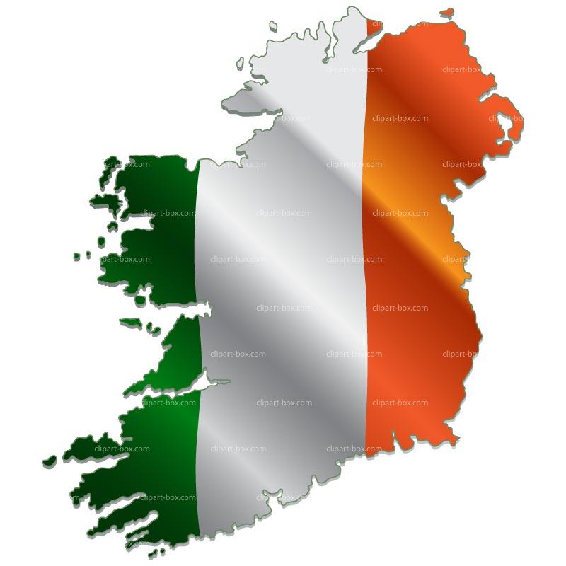 Ireland Clipart.