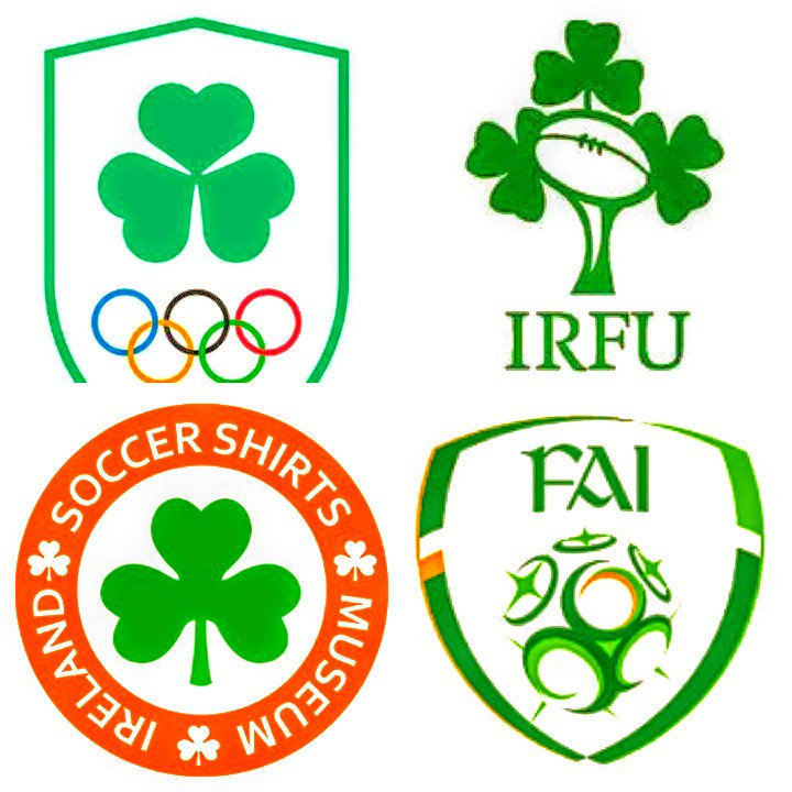 "irelandsoccershirts ar Twitter: ""I\'ve long said the FAI logo."