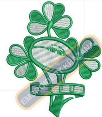 Irfu Logo Embroidery Designs.