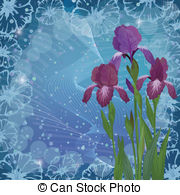 Iridaceae Clipart and Stock Illustrations. 35 Iridaceae vector EPS.