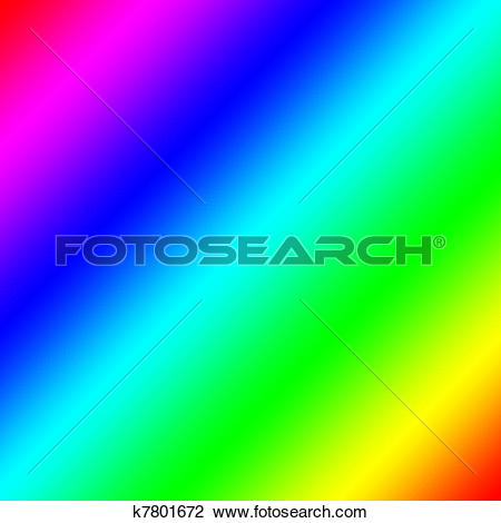 Clip Art of Iridescent abstract background k7801672.