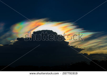 Cloud Iridescence Stock Photos, Images, & Pictures.