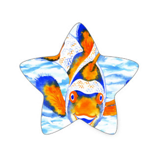 97+ Sealife Star Stickers.
