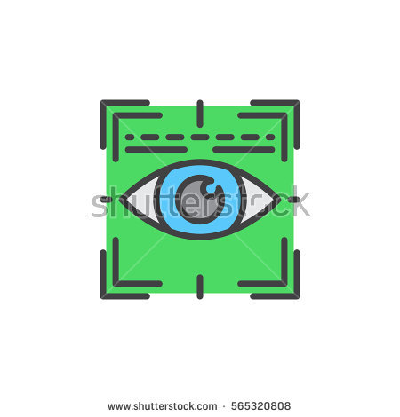 Iris Scan Stock Vectors, Images & Vector Art.