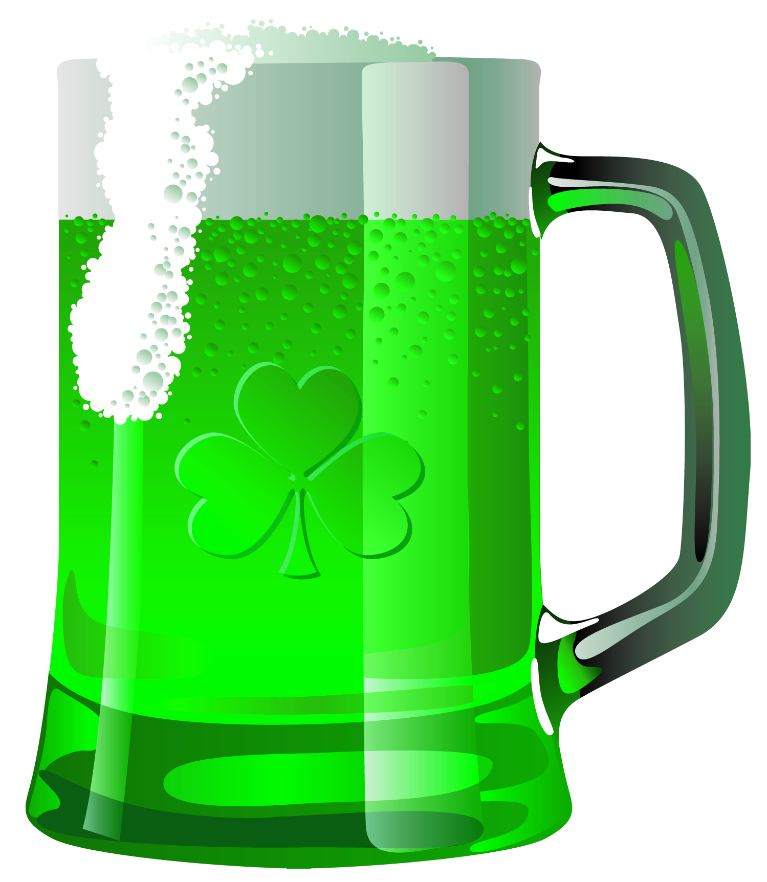 Irish Beer Clipart.