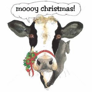 Irish Christmas Clipart.
