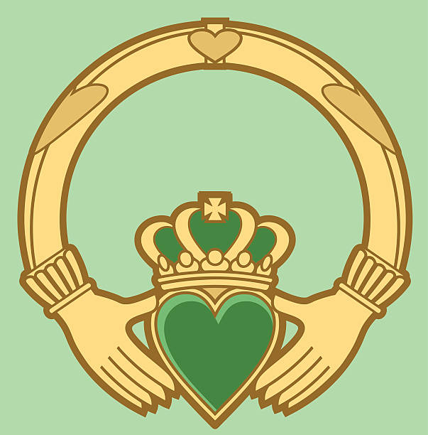 Irish Claddagh » Clipart Station.
