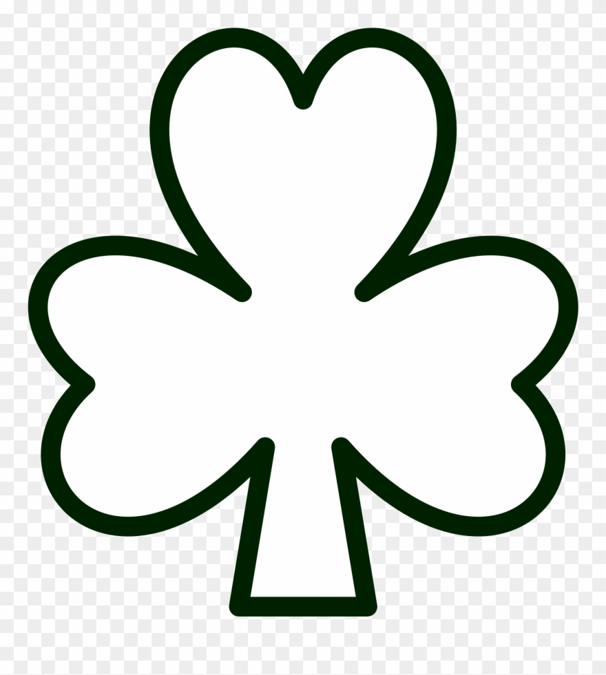 Irish Line Art Clipart.
