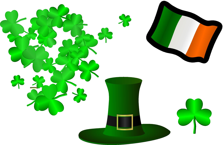 Irish clipart st patricks day.