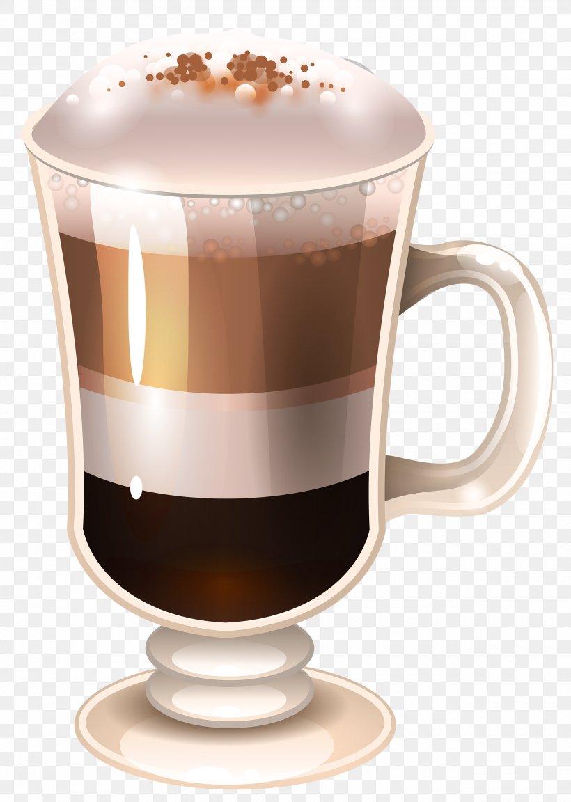 Latte Macchiato Irish Coffee Cappuccino, PNG, 2500x3515px.
