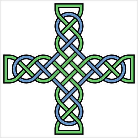 Some Nice Free Celtic Knot Clipart : Home : The Irish Letter.