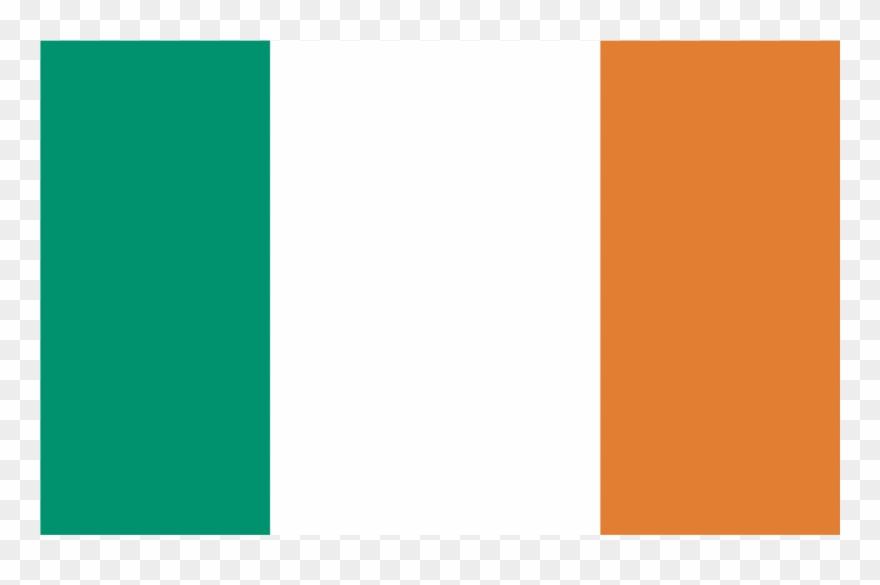 Irish Flag Clip Art.