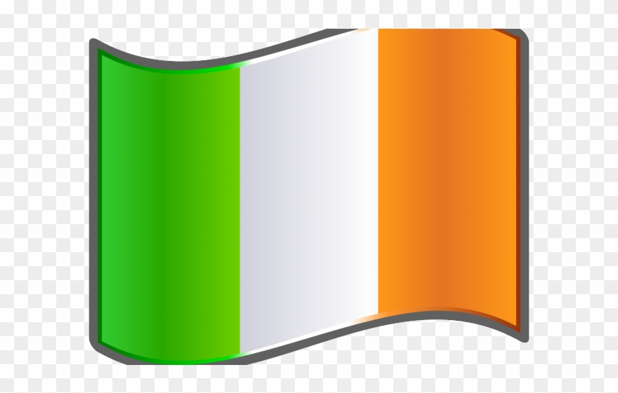 Ireland Flag Clipart Animated.