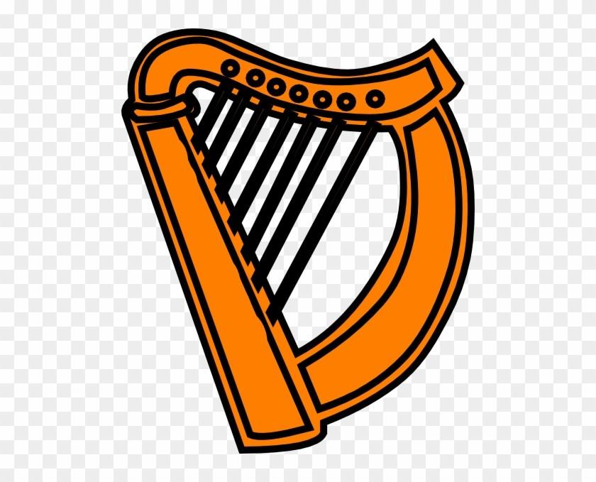 Irish harp clipart 4 » Clipart Portal.